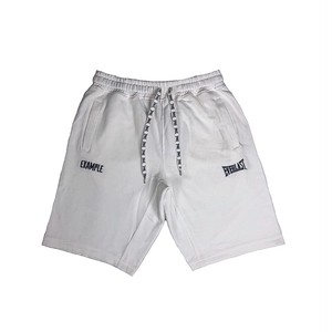 EXAMPLE x EVERLAST SWEAT PANTS /WHITE