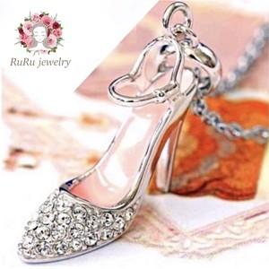 Cinderella swarovski(necklace)