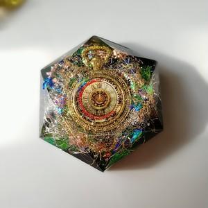 六芒星オルゴナイト