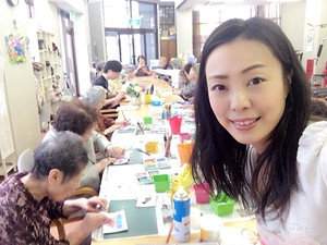 WEB講座+1日対面◆基礎・基本・応用◆パステルヒーリングアート養成講座(Level 1・2・3)