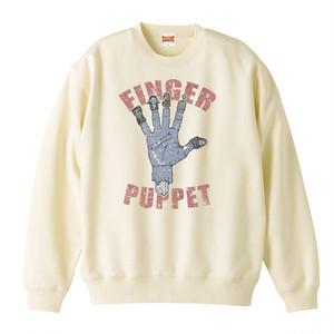 [カジュアルスウェット] finger puppet
