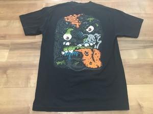 SANTACRUZ サンタクルーズ ロブロスコップ Tシャツ OLD スケート