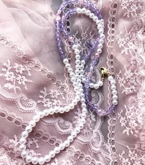 Lady mask chain