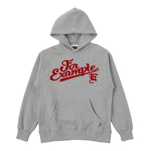 EXAMPLE FOR EXAMPLE HOODIE / GRAY