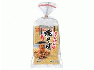 東洋 ちゃんぽん麺焼そば 135g×3