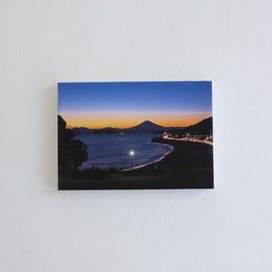 三浦安間 Canvas Print -Inamuragasaki Sunset-