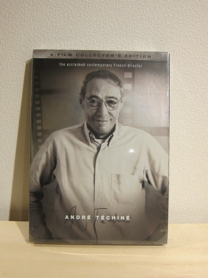 【dvd】ANDRE TECHINE 4-FILM COLLECTOR'S EDITION/アンドレ・テシネ (andre techine)