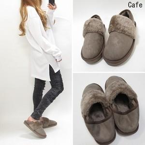 ファー ムートンボア 靴 シューズ ブーツ 極上の履き心地★ カフェ