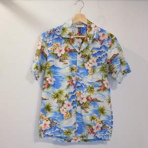 PACIFIC LEGEND 1980's Aloha shirt