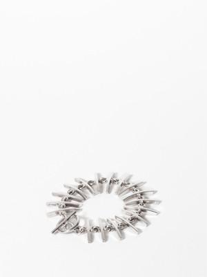 Fish Bone Bracelet / Mexico