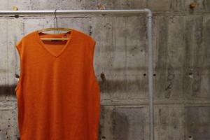 Knit vest(USED)