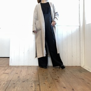 MICA&DEAL 新作!ノーカラーコート