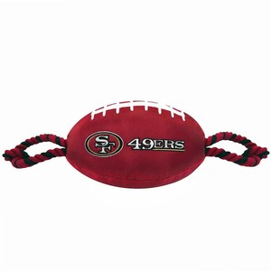 NFL San Francisco 49ers Football Toy
