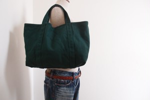 midi tote (forest green)