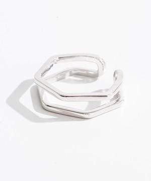 sui (スイ) - 片耳メタルイヤーカフ/リング- s-023E4