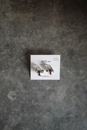 shop me   Pierce/earring  silver