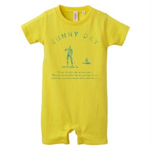 [ロンパース] SUNNY DAY / Yellow