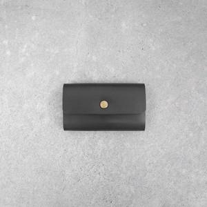 BUSINESS CARD CASE / BLACK