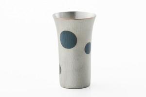 ビールカップ 水玉(250ml)