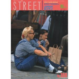 eBook- STREET magazine No.101 ~ No.110 set
