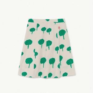 «sale»«即納» THE ANIMALS OBSERVATORY / TAO / White Trees Swan Skirt