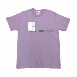 BANZAI EXCHANGEABLE PICTURE TEE PURPLE
