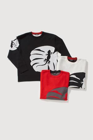 ロゴジャカードセーター[Logo jacquard sweater]