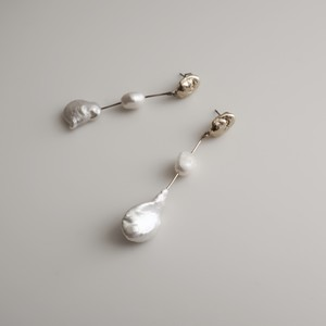 Line pearl - Pierced