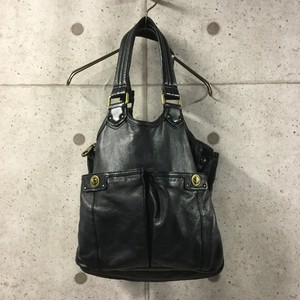 MARC BY MARC JACOBS レザートートバッグ