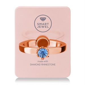 Smart Jewel-Lady Crown‐Pink Gold-9月‐17SJ8-1-PGDSAP