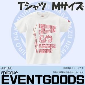 Ash Tシャツ Mサイズ