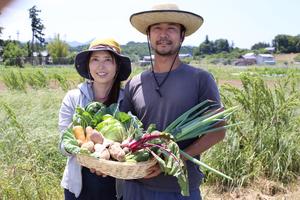 農園ツアー@Sunfarm高橋 9/11(日)11:00〜14:00