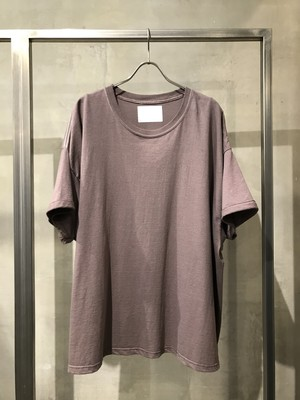 TrAnsference fixed proportion loose fit T-shirt - matured greige