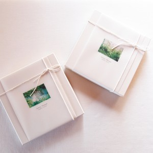 Sunny thread box set   オーガニックコットン 刺繍糸 全25色 箱入り