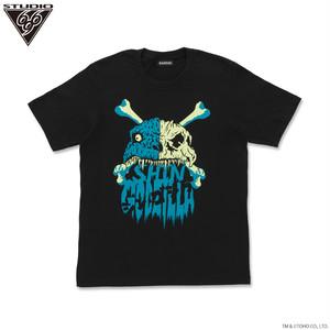シン・ゴジラ ゴジラ第4形態 スカル Tシャツ feat.STUDIO696