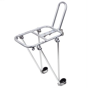 *NITTO* M-1B front rack (silver)