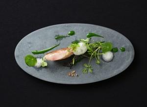 【TSUKI】Flat plate oval 230