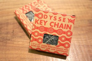 ODYSSEY KEY CHAIN SOLID PIN