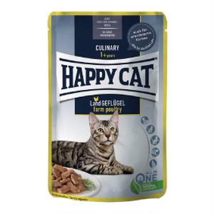 獣医師推薦HAPPY CATハッピーキャット(避妊去勢) ポルトリー パウチ(平飼いチキン) 85g