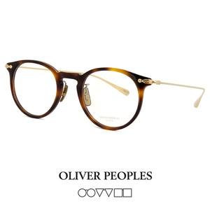 日本製 オリバーピープルズ marett-dm OLIVER PEOPLES メガネ marett ボストン 眼鏡 メンズ レディース フレーム