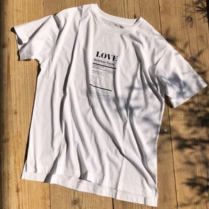 LOVE NUTRITION Tシャツ