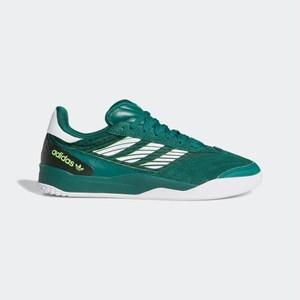 adidas Skateboarding / COPA NATIONALE / Skateshoes / Collegiate Green / Cloud White / Signal Green / US9 (27cm) / アディダス スケートボーディング / コパ ナショナーレ