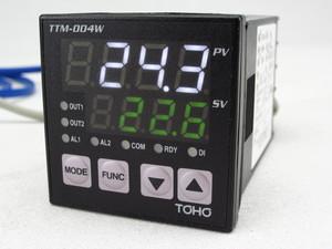 東邦電子 デジタル温度調節計 TTM-004W-P-A