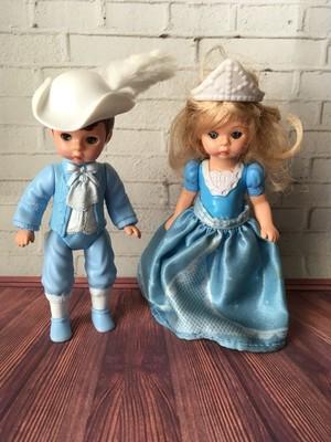 シンデレラ&王子さま Cinderella&Prince Charming 2010年製 マクドナルド×マダムアレキサンダードール