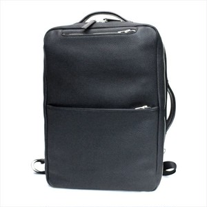 FIVE WOODS 「GRAIN」 BUSINESS BACKPACK W <BLACK>