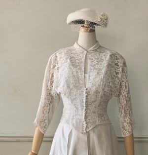 50s Vintage ウェディングドレス