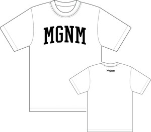MAGNUM RECORDS T-Shirt [classic model]