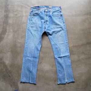 OLD PARK Slit Jeans ②