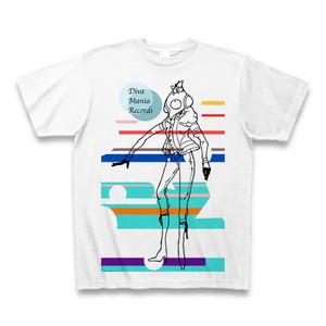 カメレオン伯爵Tシャツ(DMRオリジナルキャラクター)