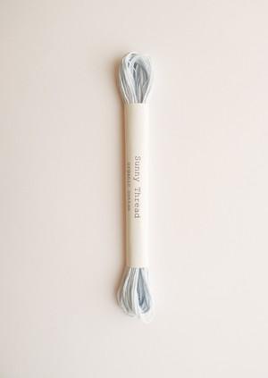 Sunny thread #5 オーガニックコットン 刺繍糸